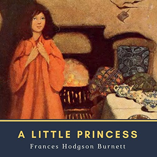 A Little Princess: Annotated cover art