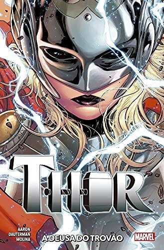 Thor: A Deusa Do Trovão: Nova Marvel Deluxe