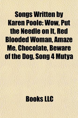 Songs Written By Karen Poole: Wow, Put T