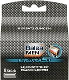 Balea MEN revolution 5.1 Rasierklingen, 1 x 8 St
