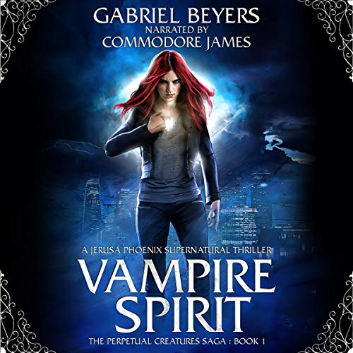 Vampire Spirit: A Jerusa Phoenix Supernatural Thriller cover art