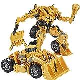 JINJIND Juguetes de Transformers, Dominio SS60 Revenge of The Fallen Scrapper Actuación Figura Robot Modelo Favorito Regalo Favorito