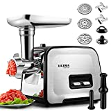 Best meat grinders - Powerful ALTRA Electric Food Meat Grinder, Heavy Duty Review