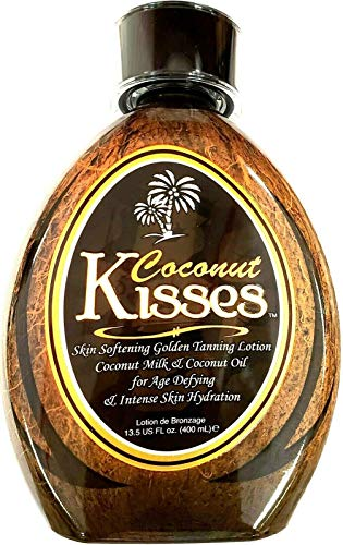 Ed Hardy Coconut Kisses Tanning Lotion
