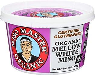 Miso Master Miso Mellow White Organic, 16 oz