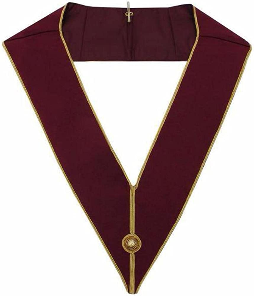 Royal & Select Masters Officer's And Past Master's Collar