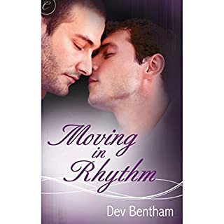 Moving in Rhythm audiobook cover art