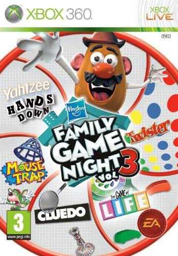 Hasbro Family Game Night 3 (Xbox 360) [Importación inglesa]