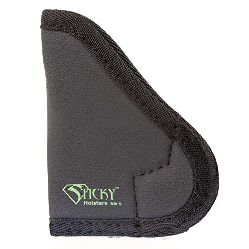 STICKY HOLSTERS SM-5 - For Barrel Lengths From 1.25 to 2.75