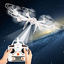Eshion X600 2.4G 6-Axis 3D-Roll FPV Quadcopter Drone Wifi Camera C4005 Phoneholder