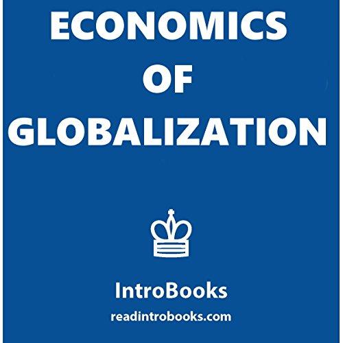 Economics of Globalization audiobook cover art