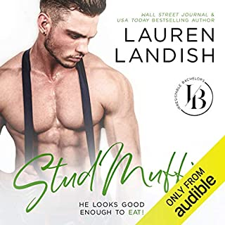 Stud Muffin audiobook cover art