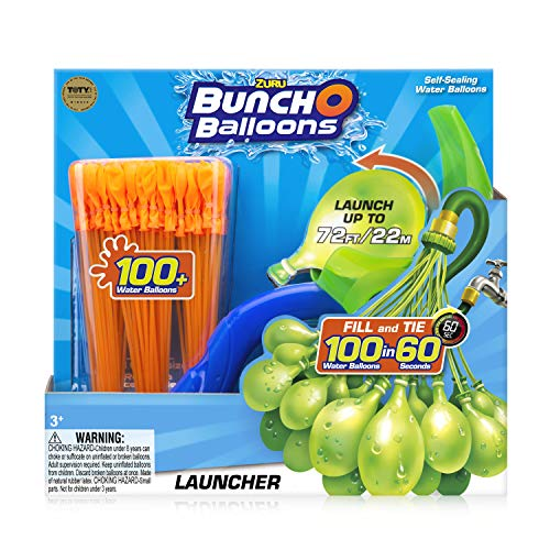 ZURU Bunch O Balloons Launcher 1pk with 3 Bunches