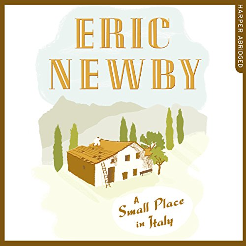 A Small Place in Italy audiobook cover art