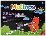 MALINOS 300969 XXL Aerógrafo metálico
