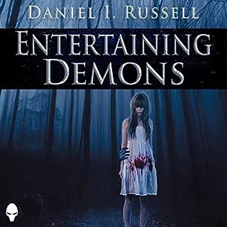 Entertaining Demons audiobook cover art