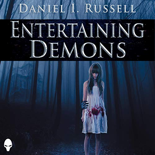 Entertaining Demons audiobook cover art
