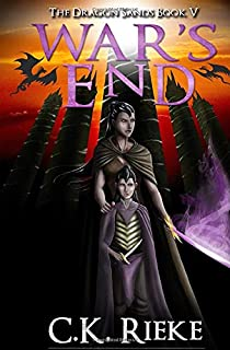 War's End: An Action and Adventure Fantasy (The Dragon Sands)