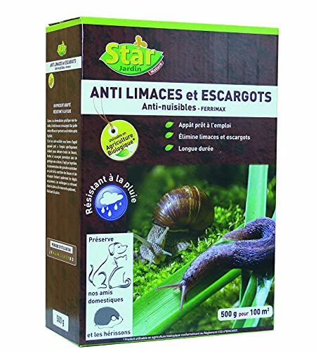 Start Anti limaces et...