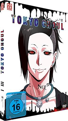 Tokyo Ghoul - Vol. 2 [Alemania] [DVD]