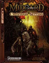 Midgard Campaign Setting: Hardcover (Pathfinder/AGE System Compatible)