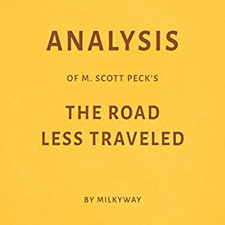 Analysis of M. Scott Peck's 'The Road Less Traveled' cover art