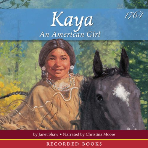 Kaya audiobook cover art