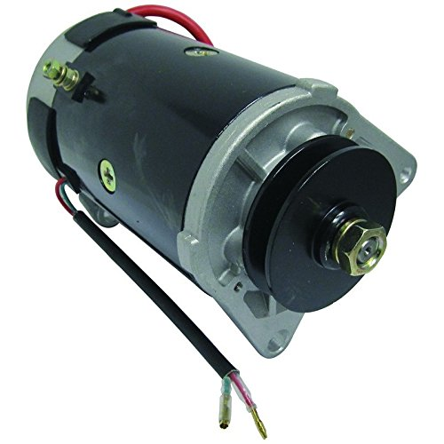 New Starter Generator Replacement For Yamaha Golf Cart 4 Cycle Gas G2 G3 G4 G6 G8 G9 G11 G14 1978-1995 GSB107-06B, J38-81100-10-00, J38-81100-11, J38-81100-11-00