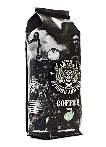 Sons of Amazon - 500g - Le café Moulu...