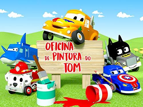 Oficina de Pintura do TOM