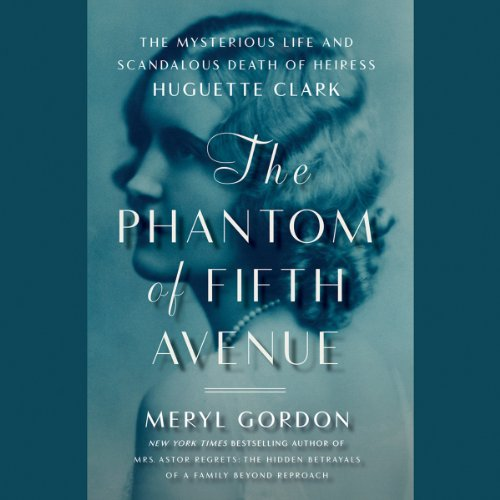 The Phantom of Fifth Avenue cover art