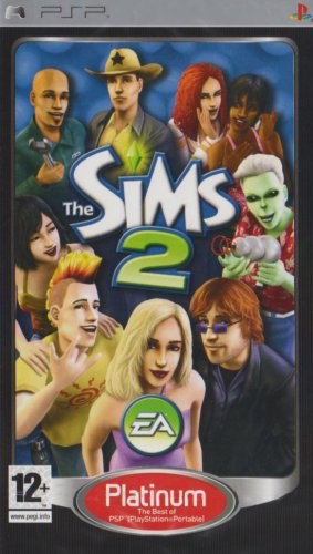 The Sims 2 Platinum (Sony PSP)[Importación inglesa]