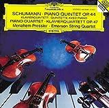 Klavierquintett Op. 44 / Klavierquartett Op. 47 - Pressler