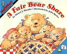 By Stuart J. Murphy A Fair Bear Share (MathStart 2)