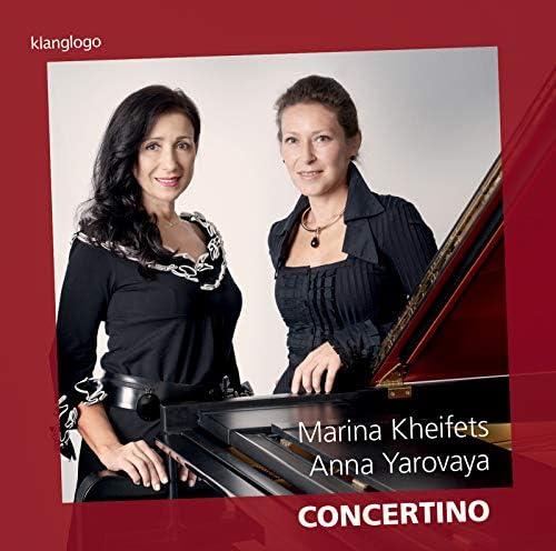 Anna Yarovaya and Marina Kheifets
