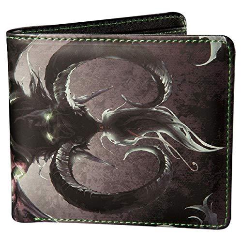 World of Warcraft Illidan Stormrage Men\'s Bifold Wallet