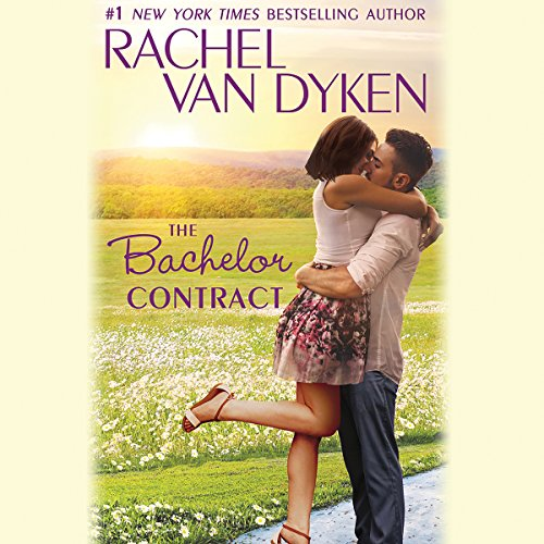 The Bachelor Contract audiobook cover art