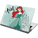 Skinit Decal Laptop Skin Compatible with Yoga 910 2-in-1 14in Touch-Screen - Officially Licensed Disney Princess Ariel Design