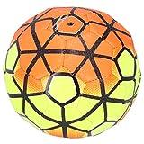 FOLOSAFENAR Balón de fútbol Colorido de los niños de la PU del fútbol de la Bola del tamaño 2, para Que jueguen de los Estudiantes
