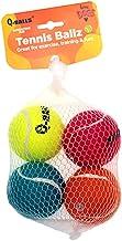xiaowang Pet Dog Rubber Ball Toys - Vermindert depressie en angst, weerstand tegen bijten hond kauwspeelgoed, interactieve...