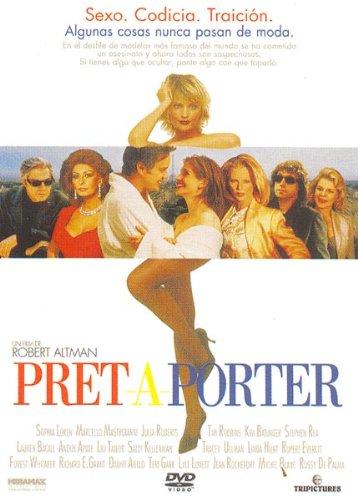 Prêt-a-Porter DVD