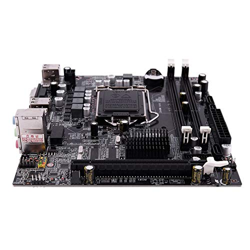 Sandis H55 LGA 1156 Socket Placa Base LGA 1156 ATX