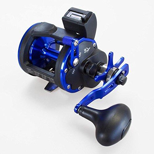 Team Deep SeaMultirolle Beastcounter 4300 RH mit Zählwerk (Meter) Rechtsh