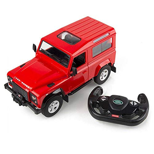 Land Rover Official Merchandise Defender 1:14 Remote Control Scale Model