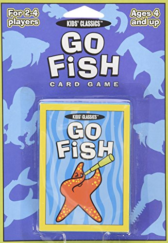 Unbekannt Go Fish Kids' Classics Card Game