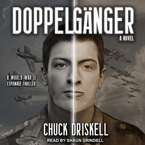 Doppelgnger Audiobook By Chuck Driskell Audible