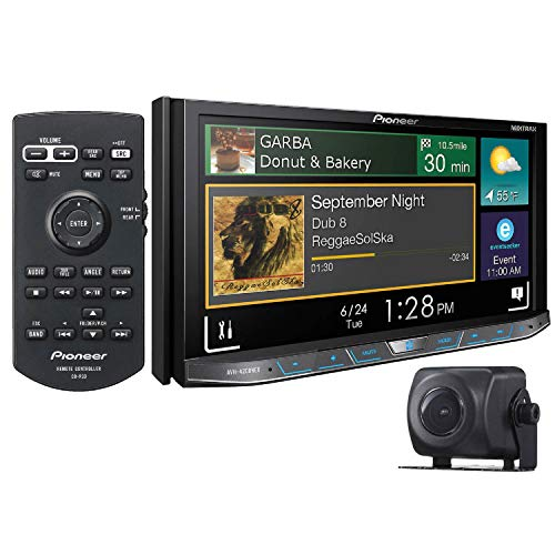 Pioneer AVH-4201NEX Double-DIN Multimedia DVD Car Stereo