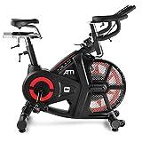 BH Fitness Air Mag Vélo Spinning Manuel (510mm, 1280mm, 560mm, 48kg, 18kg, écran LCD)