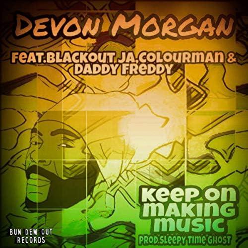 Devon Morgan & Sleepy Time Ghost feat. Blackout JA, Colourman & Daddy Freddy