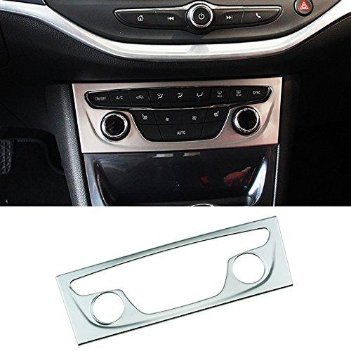 CarAutotrim Bande de Protection pour climatisation Qashqai 2014-2019 ABS Mat